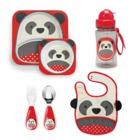 Zestaw Jedzeniowy Panda