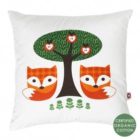 Poduszka Viola pomarańczowy lis