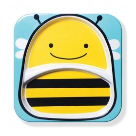 Talerz Zoo Pszczoła