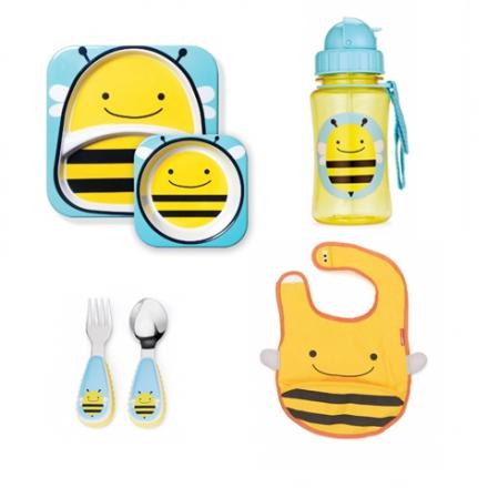 Zestaw Jedzeniowy Pszczoła