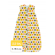 ŚPIWOREK GROBAG ORLA KIELY APPLE- TRAVEL 6-18M- 2,5 TOG