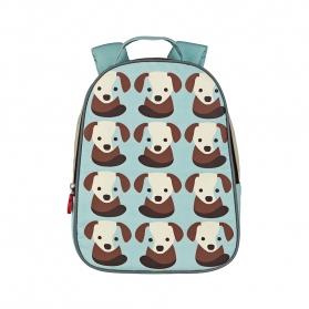Niebieski plecak pies Herbert