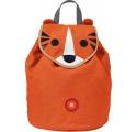 Pomarańczowy plecak tygrys Laban