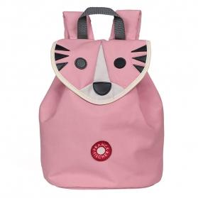 Różowy plecak tygrys Laban