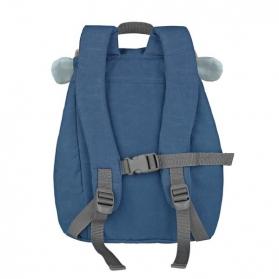 460177dd5cfd1 Niebieski plecak małpka Filur