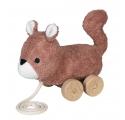 Zabawka Mingus brązowa wiewiórka
