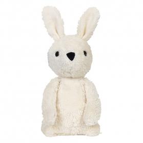 Przytulanka biały królik Carla
