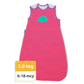 Śpiworek Grobag Candy Cloud 6-18m - 1 tog