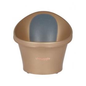 SHNUGGLE - Wanienka Gold z piankowym oparciem