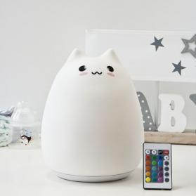 RABBIT & FRIENDS - Duża lampka kot