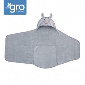 Gro Otulacz-ręcznik Groswaddledry Betty the Bunny 0-6 miesięcy