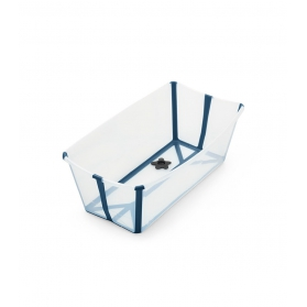 Stokke® Wanienka Flexi Bath® XL transparent blue