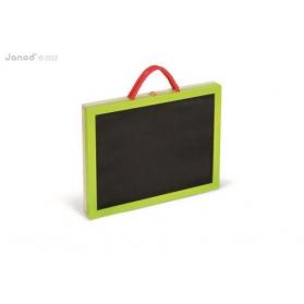 Janod Magnetyczna walizeczka tablica 4w1