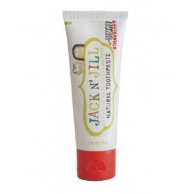 Jack N'Jill, Naturalna pasta do zębów z organicznym bananem i Xylitolem