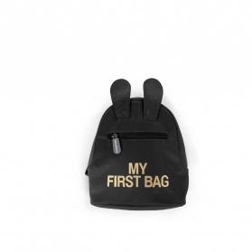 Childhome Plecaczek My first bag czarny