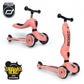 Scootandride - Highwaykick1 2w1 Pink