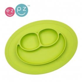 EZPZ silikonowa mata mini mat zielona