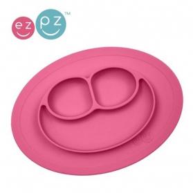 EZPZ silikonowa mata mini mat różowa