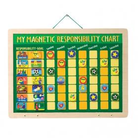 Melissa&Doug magnetyczna tablica moich obowiązków