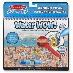 Melissa&Doug Water Wow deluxe świat zwierząt