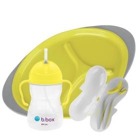 Bbox Zestaw do karmienia Lemon Sherbet