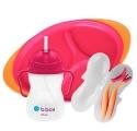 B box Zestaw do karmienia Strawberry Shake