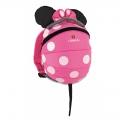 Plecaczek LittleLife Disney Myszka Minnie Pink - 1-3 lata