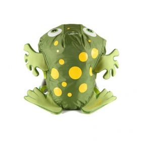 Plecaczek LittleLife SwimPak Frog - Green