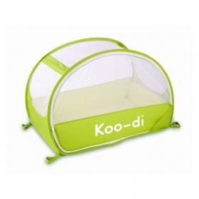 Łóżeczko turystyczne Koo-di Pop Up Bubble Cot - Lemon&Lime
