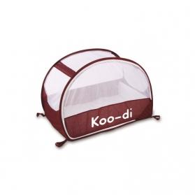 Łóżeczko turystyczne Koo-di Pop Up Bubble Cot - Aubergine