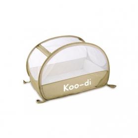 Łóżeczko turystyczne Koo-di Pop Up Bubble Cot - Cafe Cream