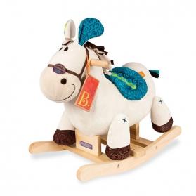 B.Toys Pluszowy koń na biegunach