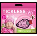 Tickless Baby różowy