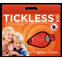Tickless Kid pomarańczowy