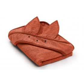 Memi Bambusowy ręcznik dusty mint