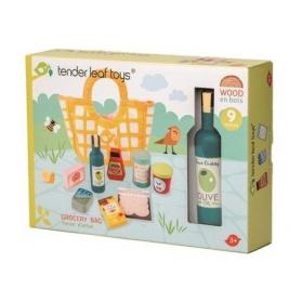 Tender Leaf Toys Torba z zakupami, art. spożywcze