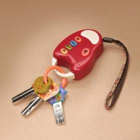 B.Toys Klucze samochodowe czerwone