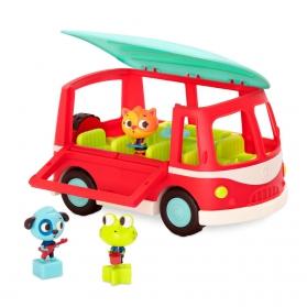 B.Toys Muzyczny autobus z wesołymi pasażerami