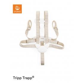Stokke Szelki do krzesełka Tripp Trapp  beż