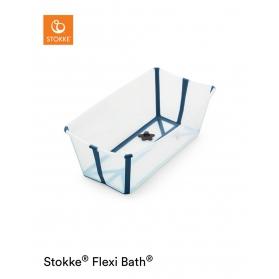 Stokke® Wanienka Flexi Bath® transparent blue