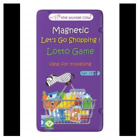 The Purple Cow Gra magnetyczna lotto zakupy