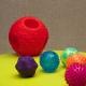 BToys sensoryczna kula z piłkami