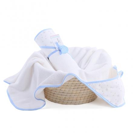 Ręcznik z kapturem MilkyWay Blue